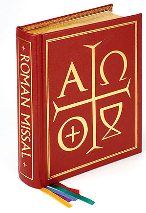 Deluxe Roman Missal Third Edition - Altar Size