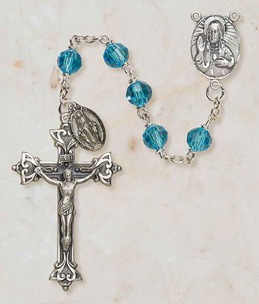 Aqua Vienna Collection Rosary