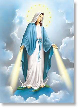 Our Lady of Grace Journal - 12/pk