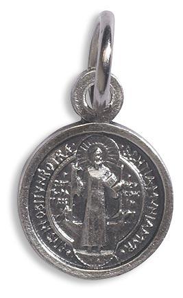 Creed® Saint Benedict Medals Round