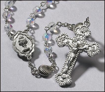 Crystal RCIA Rosary