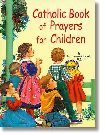 St. Joseph Picture Book - Catholic Book of Prayers for Children - 10/pk