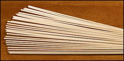 Wood Lighting Sticks