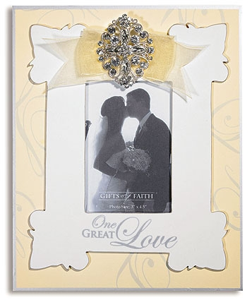 25th Anniversary Photo Frame - 2/pk