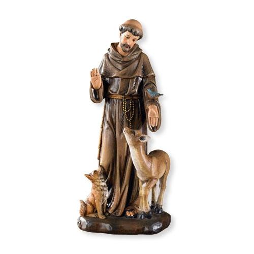 "Toscana 8"" St Francis Statue"