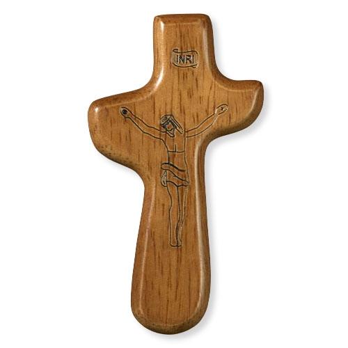 Hand Crucifix - 4/pk