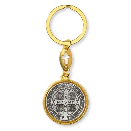 St. Benedict Key Chain - 12/pk
