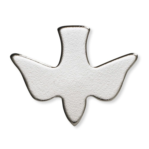 Dove Lapel Pin
