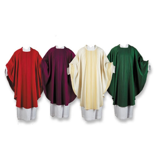 Tomaso Chasuble - Set of 4