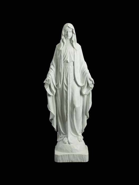 """48"""" Our Lady Of Grace - White"""