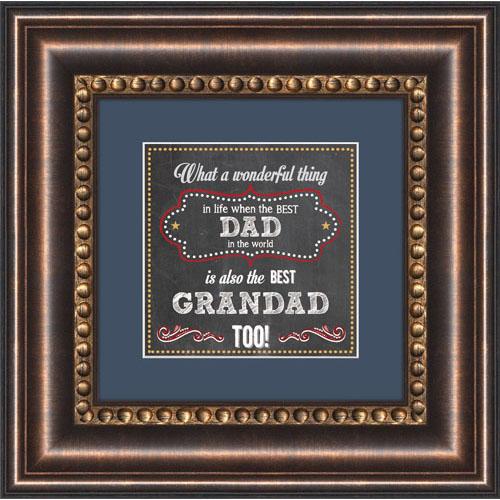 7.5 Sq-Tbltop-G-Dad/Granddad