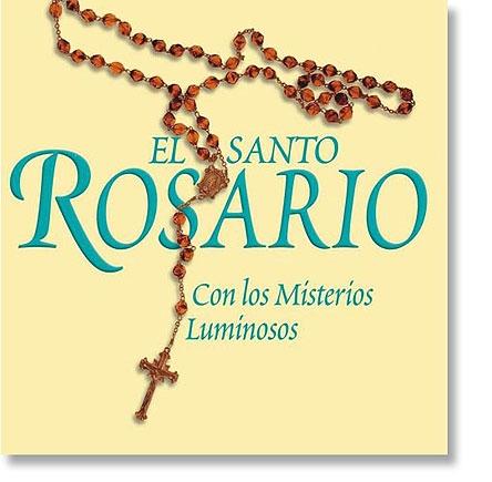 El Santo Rosario: Con los Misterios Luminosos CD