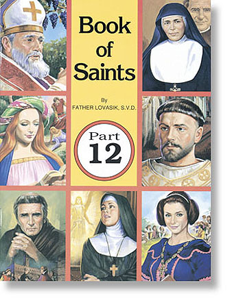St. Joseph: Book of Saints XII