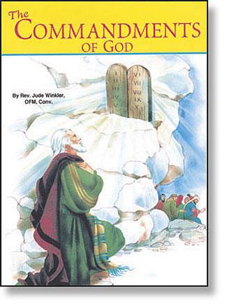 St. Joseph: The Commandments