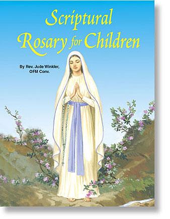 St. Joseph: Scriptural Rosary for Children
