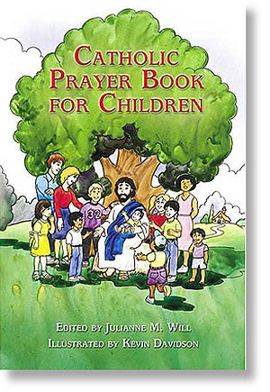 Catholic Prayer Book for Children: Paperback