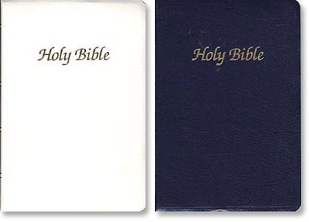 New American Bible: First Communion Edition
