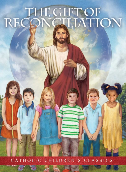 Aquinas Kids® Picture Book - The Gift of Reconciliation