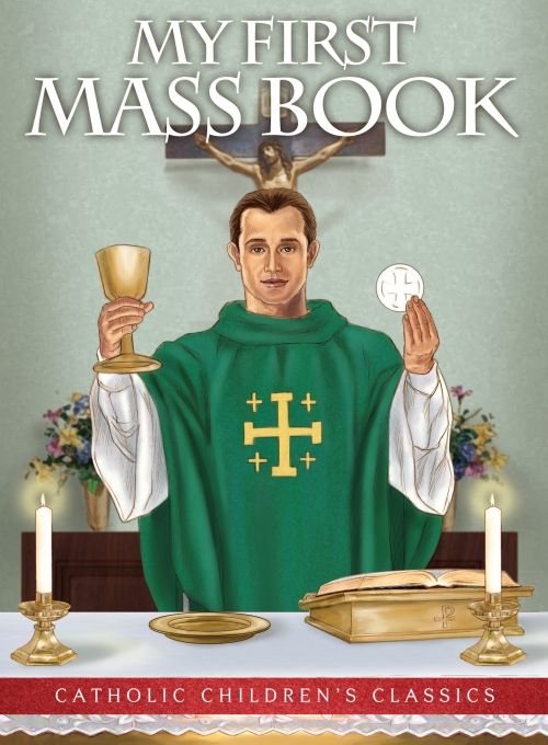 Aquinas Kids® Picture Book - My First Mass Book