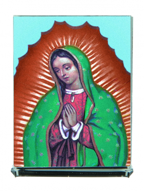 Our Lady of Guadalupe Magnet - 12/pk