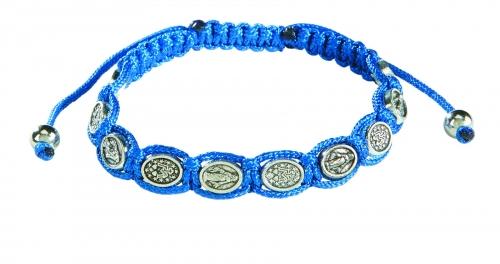 Miraculous Cord Wrapped Bracelet - 12/pk