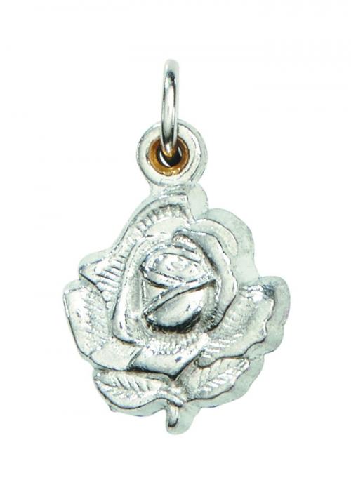 Sliding Rose St. Benedict Medal - 24/pk