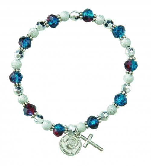 Divine Mercy Bracelet - 12/pk