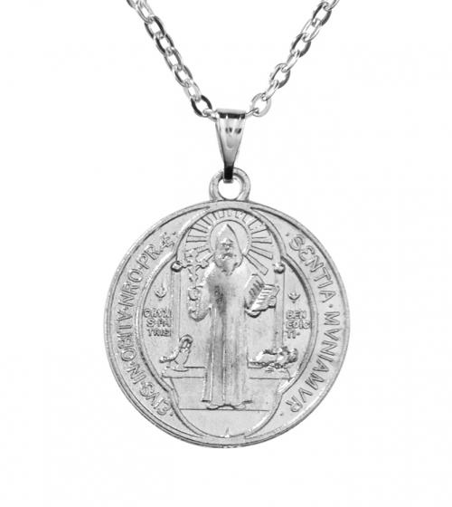St. Benedict Pendant  - 24/pk