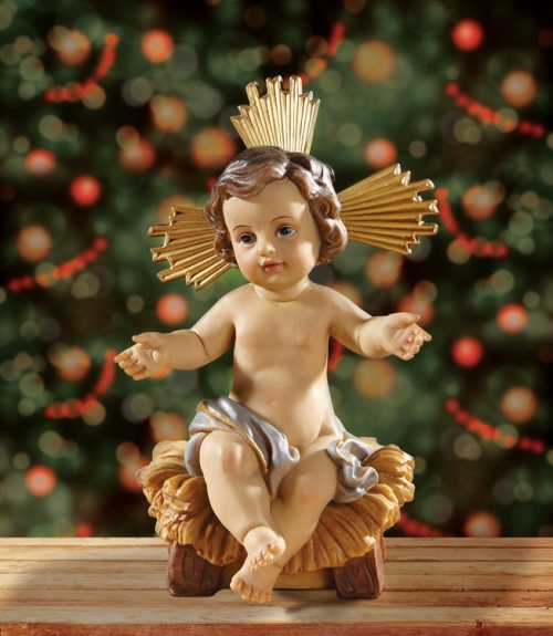 Infant Jesus in Manger