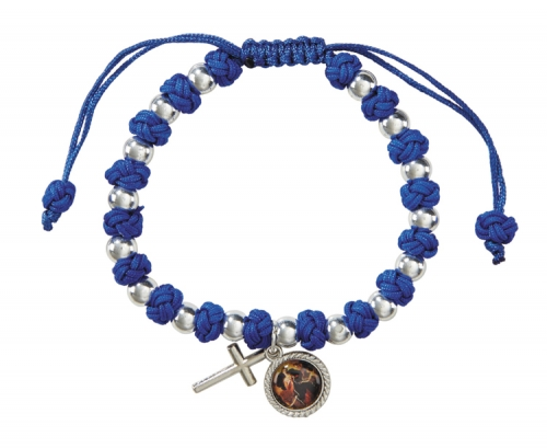 Mary Untier of Knots Bracelet