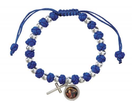 Mary Untier of Knots Bracelet