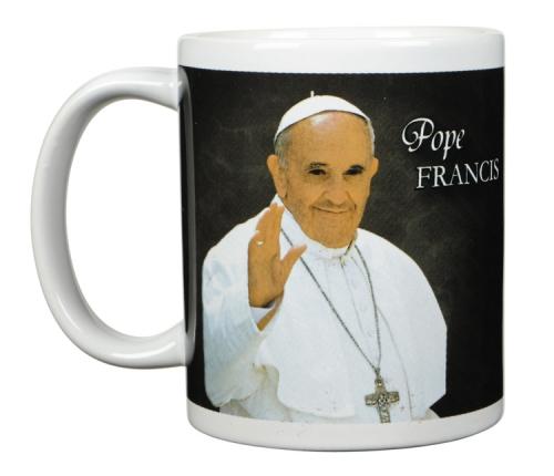 Pope Francis Mug - 12/pk
