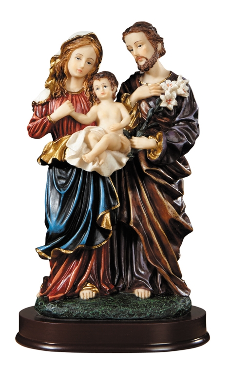 Holy Family Statue