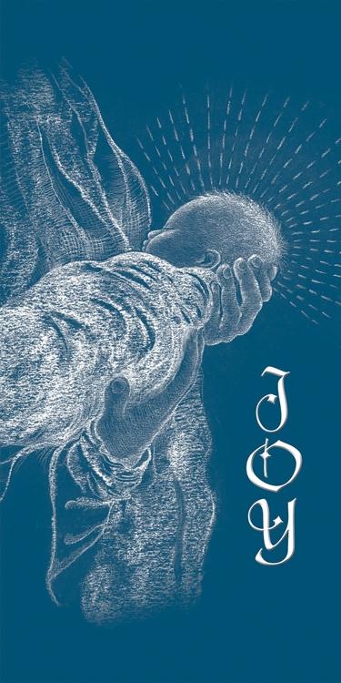 Banner Joy - Jesus