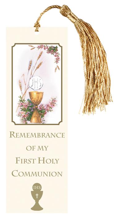Bread of Life Tassel Bookmark