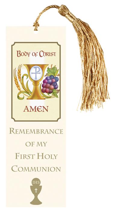 Everlasting Covenant Tassel Bookmark - 24/PK