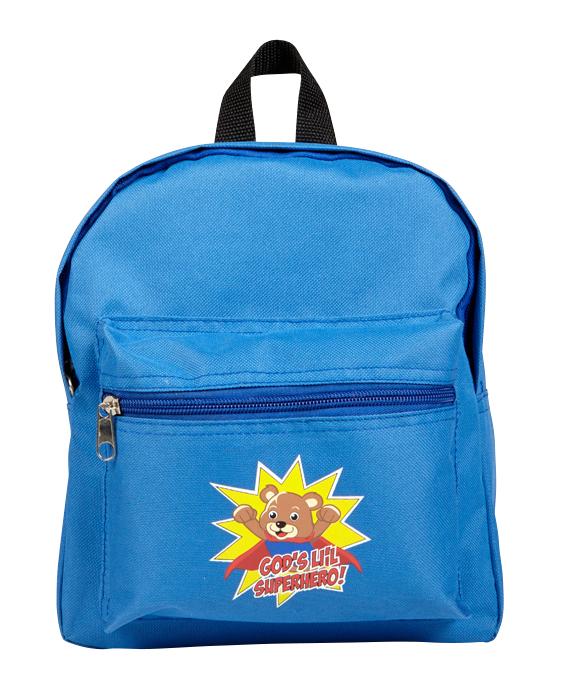 Backpack Superhero