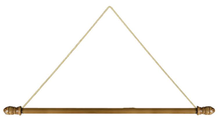 """Banner Hanger Set-24"""" 2/pk"""