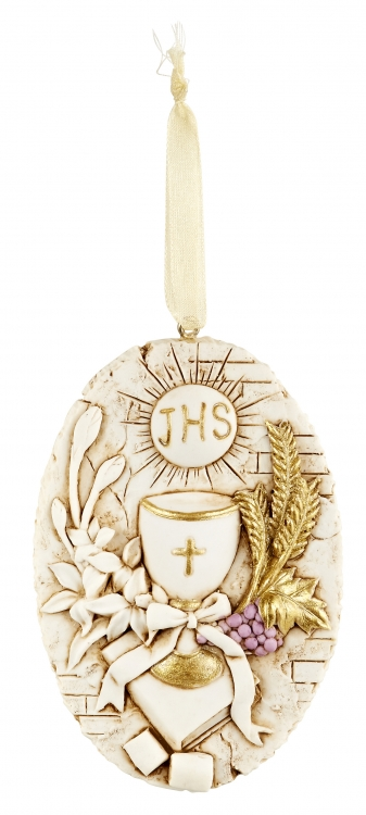 Chalice and Host First Communion Keepsake - 12/pk