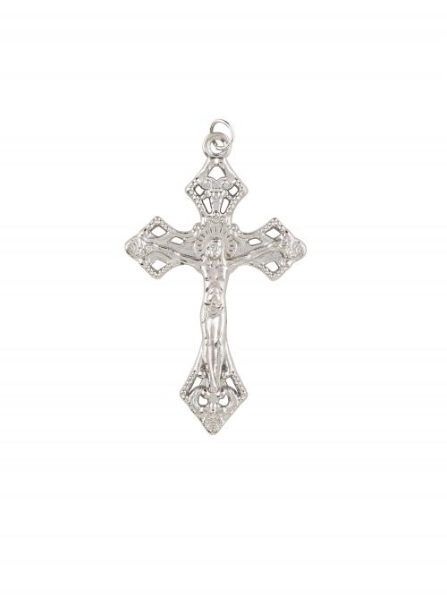 Ornate Cut-Out Crucifix - 50/pk