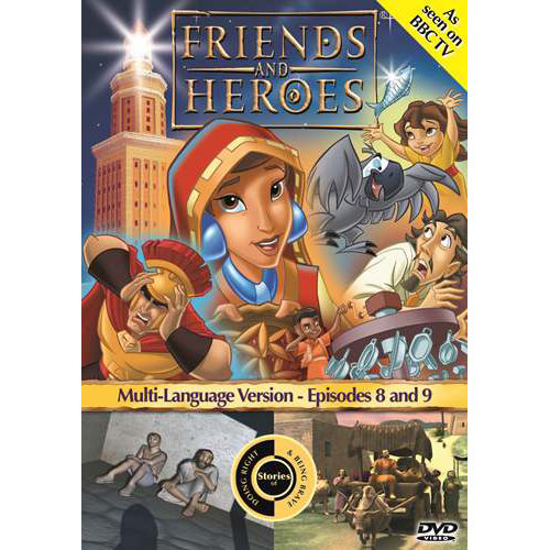 Friends and Heroes 8-9