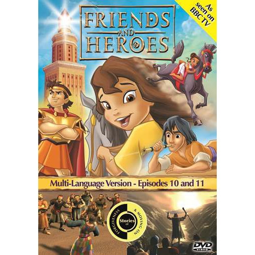 Friends & Heroes Episodes 10-11