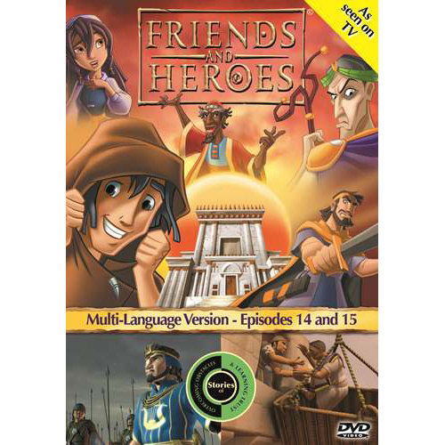 Friends and Heroes 14-15