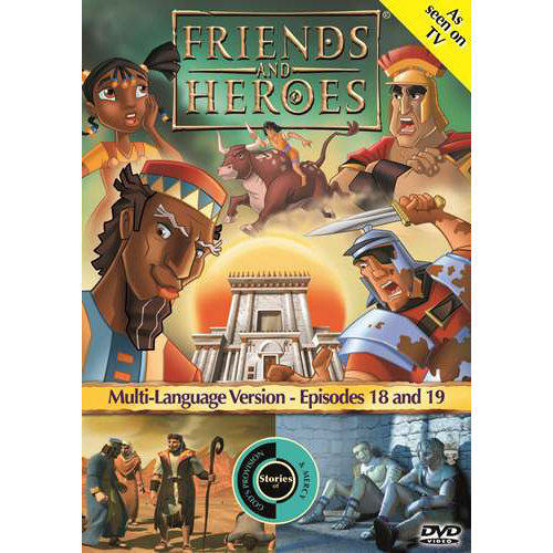 Frnds & Heroes Episodes 18-19