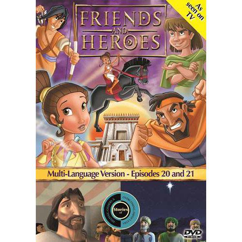 Frnds & Heroes Episodes 20-21
