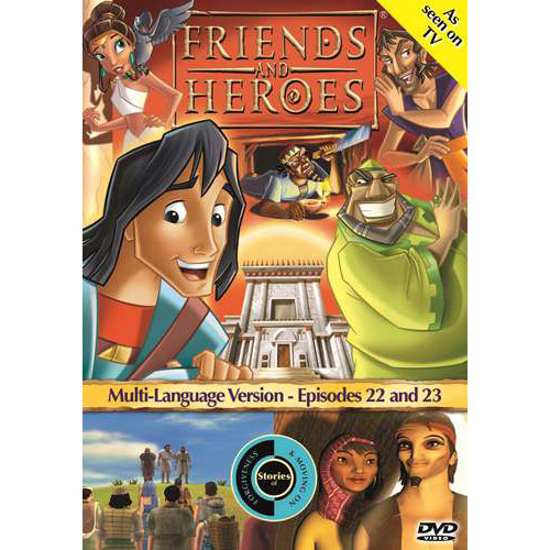 Frnds & Heroes Episodes 22-23