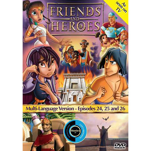 Friends and Heroes 24-26