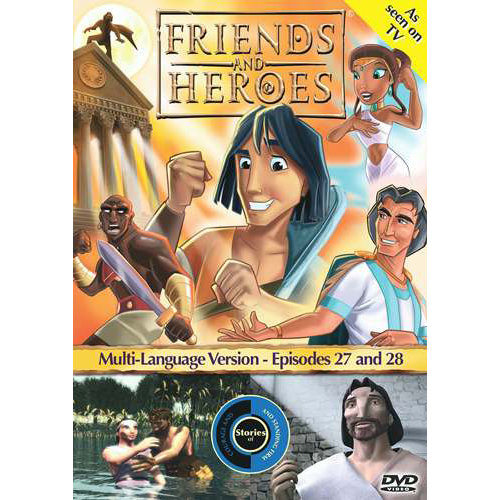 Friends and Heroes 27-28
