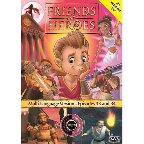 Friends and Heroes 33-34