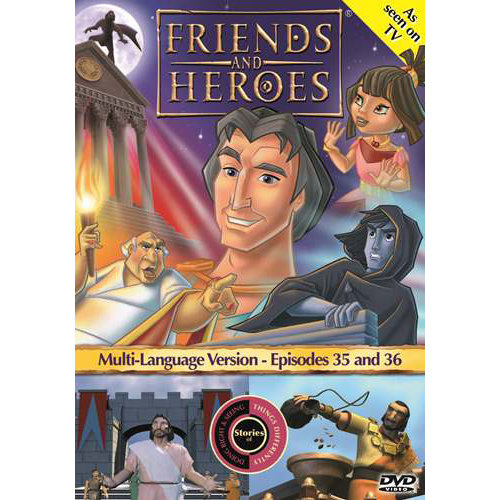 Frnds & Heroes Episodes 35-36